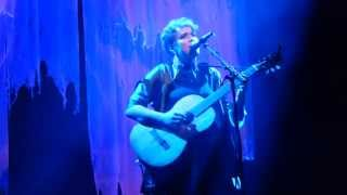 Ane Brun - To Let Myself Go - Solo Acoustic Tour Muffathalle Munich 2014-11-17
