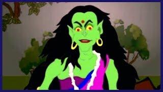 Thakurmar Jhuli Sakhchunir Galpo | Bengali Stories For Children width=