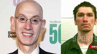 Man THREATENS To KILL Adam Silver For Not Letting Him Play!