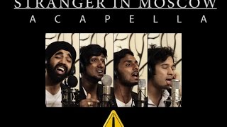 Stranger In Moscow Acapella (Michael Jackson Cover) | PAN!C