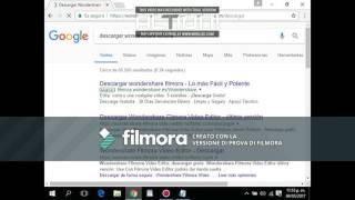 Descargar FILMORA EL MEJOR EDITOR (LINK EN DESCRIPCION)