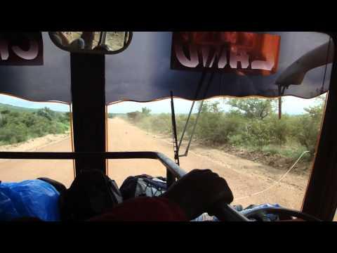 Bus Kampala to Juba Uganda to South Sudan Africa 5
