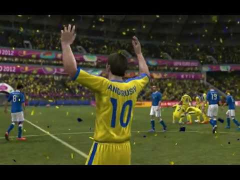 UKRAINE – The Champions of EURO2012