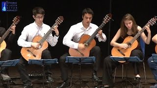 Aşık Veysel / Batuhan Çaylak - Beni Hor Görme - Istanbul Classical Guitar Orchestra