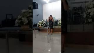 Lindaci Rocha - Fiel toda Vida-( Louvor de Rose nascimento)
