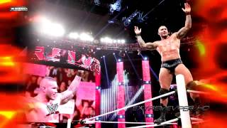 """2010-2014: Randy Orton 13th WWE Theme Song - """"Voices"""" (2nd WWE Edit/Arena Version) + DL ᴴᴰ"""