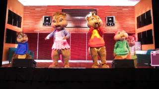 alvin & the chipmunks live - i love rock n roll, cape girardeau, mo. 11/17/15