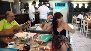 Plaka - Taverna Erato - Live Music - Penelope/Christos/Thanassis - 22-07-2015 - 4