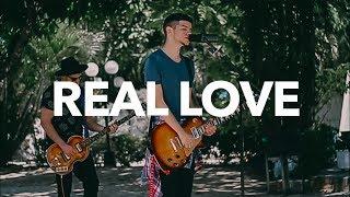 Real Love - Hillsong Worship - (cover by Marcelo Cidrack)