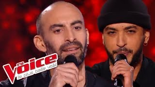 The Voice 2016 | Slimane VS François Micheletto - The Show Must Go On (Queen) | Battle