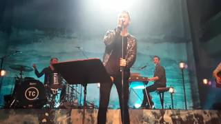 Tom Chaplin @ Queen's hall - Edinburgh / Sunshine on leith