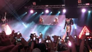 Tyga - 500 Degrees & Dope LIVE (Munich - 10.05.13)