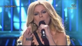 Pastora Soler imita a Celine Dion (Tu Cara Me Suena)