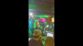 DjCoachKelz & Chanel West Coast - Alcoholic   (Hosting & Djing Live at Bartini's)