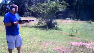 Bobby B pistol grip shotgun