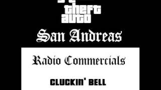 Grand Theft Auto: San Andreas - Radio Commercials (Cluckin' Bell #2 (We're Psychotic)