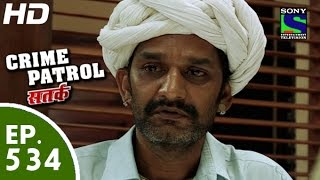 Crime Patrol - क्राइम पेट्रोल सतर्क - Saaya - Episode 534 - 24th July, 2015 width=