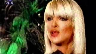 Jelena Karleusa - Nije ona nego ja // Novogodisnji show BKTV // VHSRip
