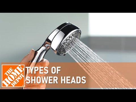 Best Shower Heads for Your Bathroom