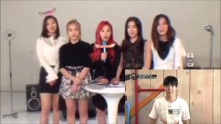 btsvelvet | Red Velvet reaction to BTS J-Hope dancing to Ice Cream Cake