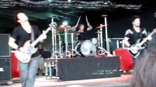Crossfade - Cold - live @ Pompano Beach, September 7,2011