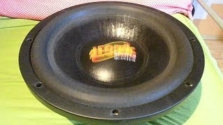 Subwoofer Test Big Bass