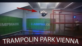 TRAMPOLIN PARK VIENNA !!! | ft. Chrizz | GoPro [HD+]