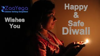 Wish You Happy & Safe Diwali | 🎇 | Diwali wishes to all of you