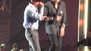 Lionel Richie & Kenny Chesney - My Love - MGM Grand Las Vegas 2012