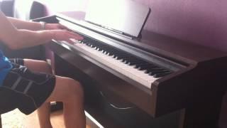 Twin Peaks Theme Piano Cover