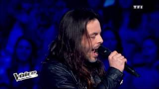 The Voice 2013 | Nuno Resende VS Quentin Danglas - The Show Must Go On (Queen) | Battle