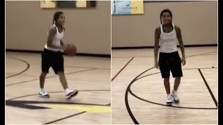 Young MA Proves Shes A Better Basketball Player Than Most Rappers