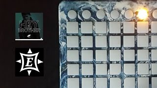Avicii - Hey brother [Launchpad Mashup Remix] // Launchpad cover + Project file