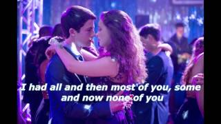 THE NIGHT WE MET -  Lord Huron; 13 Reasons Why (Lyrics)