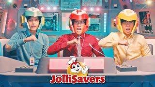 JolliSavers: Robot