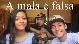 Felipe Araújo - A Mala é Falsa part. Henrique & Juliano- (cover) de Vitoria e Victor Hugo