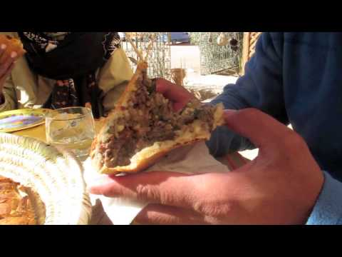 New Berber Pizza