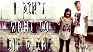 Sleeping With Sirens Ft. Machine Gun Kelly - Alone (With Lyrics)