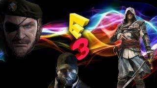 E3 2013 Trailer compilation