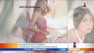 Muere actriz porno que estaba bajo tratamiento contra drogas | Noticias con Paco Zea width=