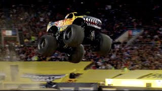 Team Hot Wheels (Scott Buetow) Freestyle Monster Jam World Finals 2016