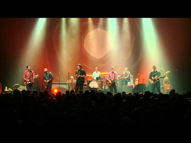 Video de Calexico en directo en Ancienne Belgique (2015).