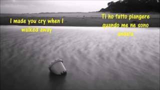 (Traduzione) Beyoncé - Sandcastles Lyrics (Cover di 5107)