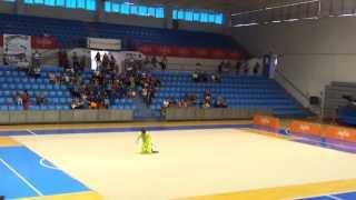 Jaime Martinez Cinta 2013 Cmp Regional Gimnasia Ritmica Murcia
