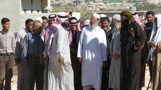اجتماع لقبيلة بني خالد في ريف إدلب