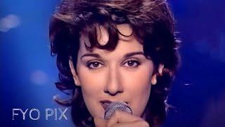 """CÉLINE DION - The colour of my love """"Piano Version"""" (Live / En public) 1994"""