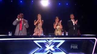 Kelly Clarkson - What Doesn't Kill You (Stronger) (Live on The X Factor 11-23-2011) [HD]