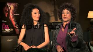 INTERVIEW - Merry Clayton on recording the song 'Sweet Ho...