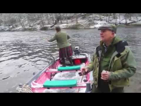 River Tay Taymount Opening 2013  | The BIG Fly Fish UK