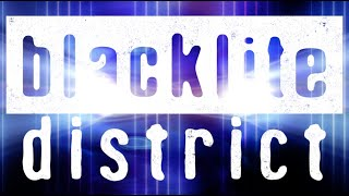 blacklite district - over this (LYRIC VISUALIZER)